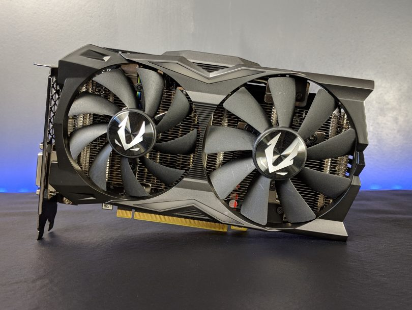ZOTAC GAMING GeForce RTX 2070 Mini Review – SFF Network