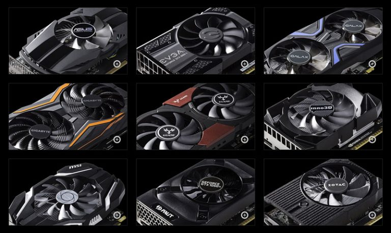 NVIDIA GTX 1050 Ti and 1050 Announced cards
