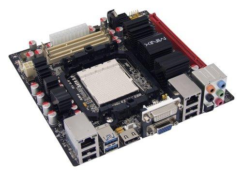 J&W Technology Minix 890G ITX Motherboard