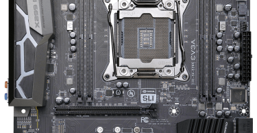 EVGA showcases X299 mATX motherboard