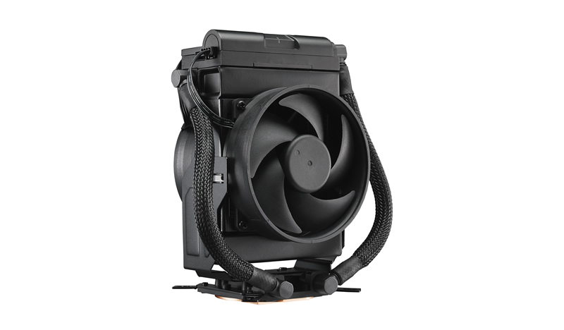 Cooler Master's SFF Water Cooler: The MasterLiquid Maker 92