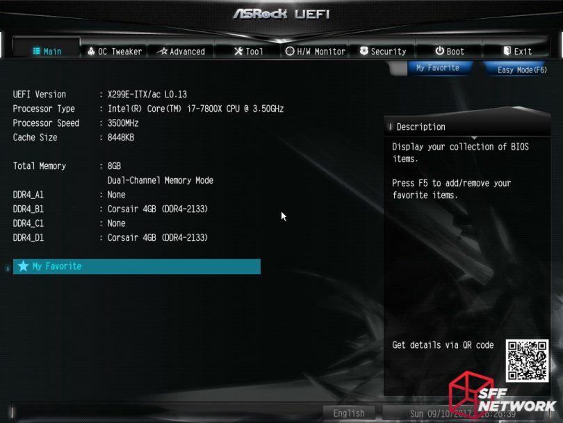 """ASRock's """"Little Monster"""" X299E-ITX/ac Reviewed – SFF"""