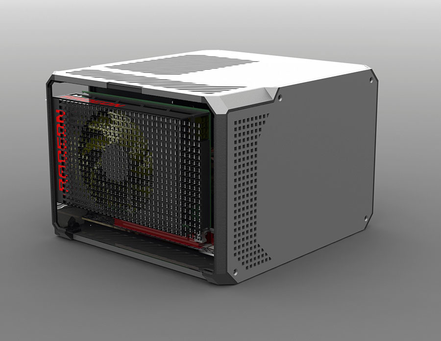 Featured Worklog K888d S Lz7 A Quiet Gaming Cube With