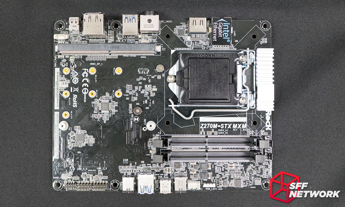 ASRock Micro-STX updates (GTX 1080 is working!) - Small Form