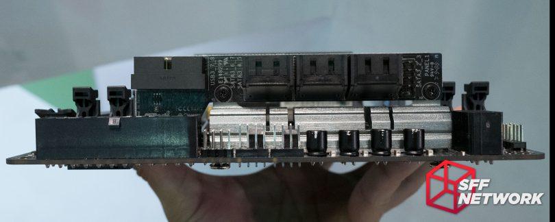 ASRock X299E-ITX/ac front