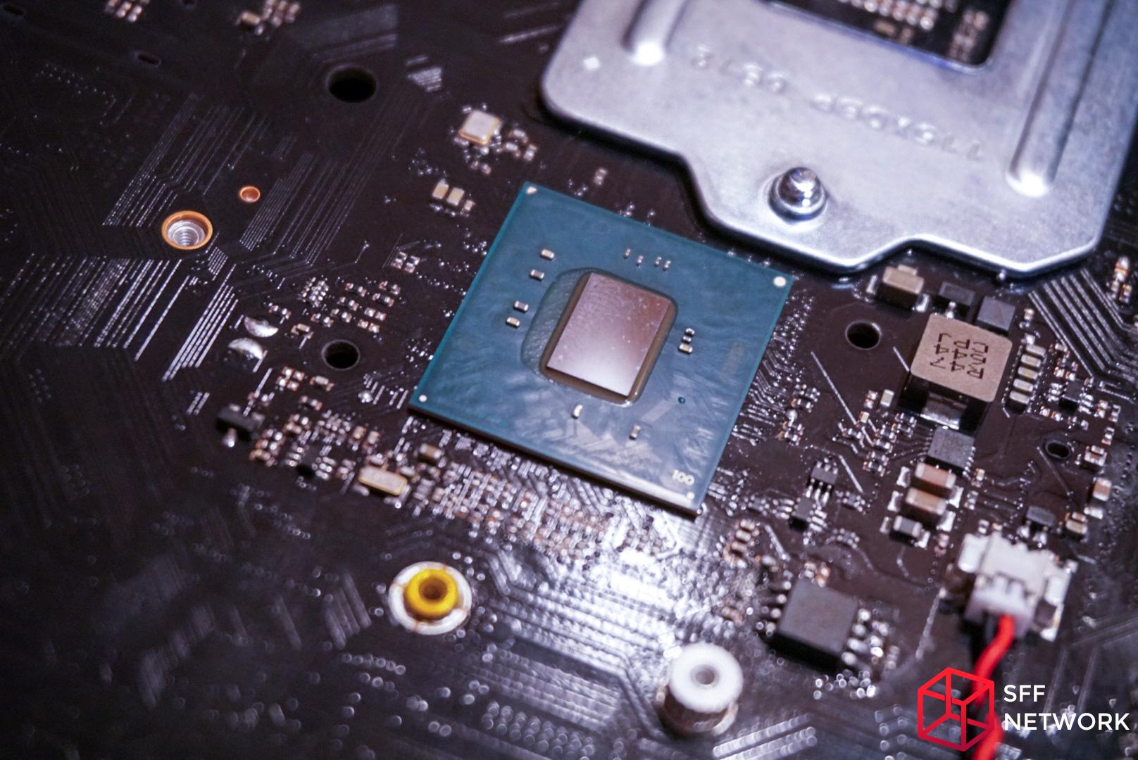 ASRock Z270M-STX MXM chipset