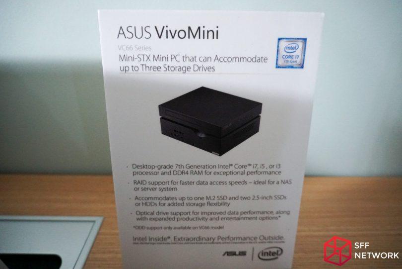 ASUS VivoMini VC66