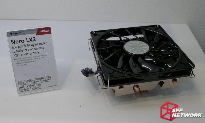 Akasa Nero LX2 cooler