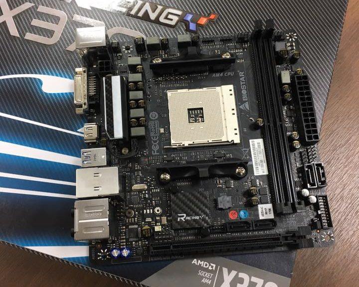 Racing X370-GTN ITX
