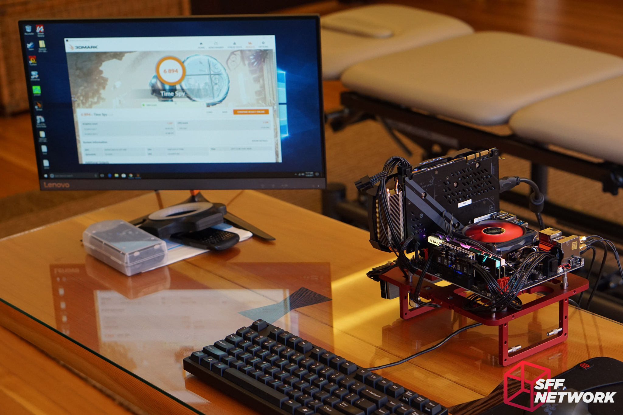 ASRock's DeskMini GTX1080 Reviewed - Epic Performance