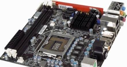 DFI MI P55-T36 mini-ITX Motherboard