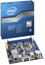 Intel DH67CF Official