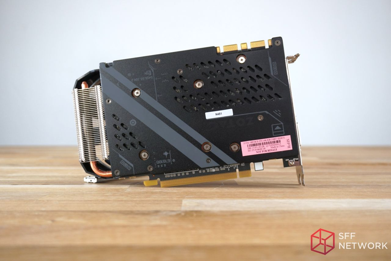An In Depth Review of the ZOTAC 1080 Mini – SFF Network