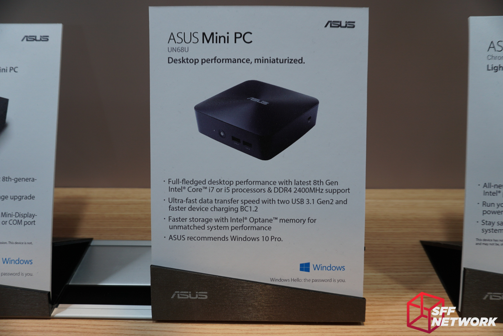 ASUS Mini PCs at CES 2018 – SFF Network | SFF Network