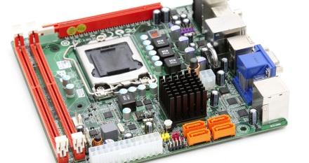 ECS H55H-I Mini ITX Motherboard