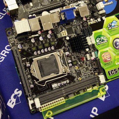 ECS H67H2-I Mini-ITX Motherboard