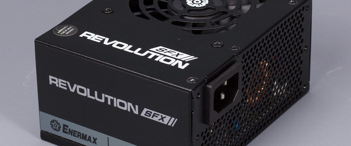 Enermax Revolution SFX 550W review