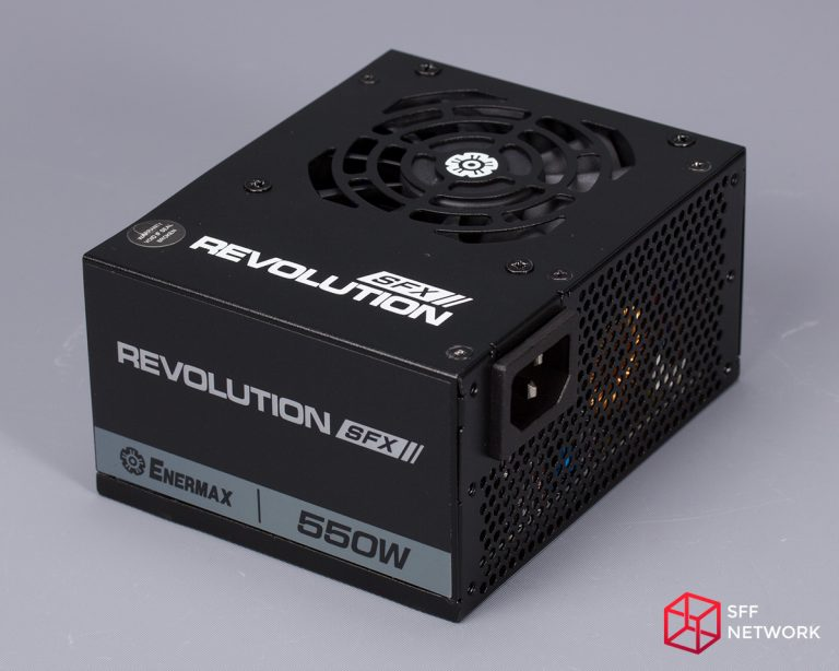 Enermax Revolution SFX 550W review
