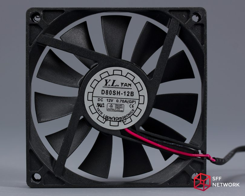 Enermax Revolution SFX 550W ERV550SWT fan model