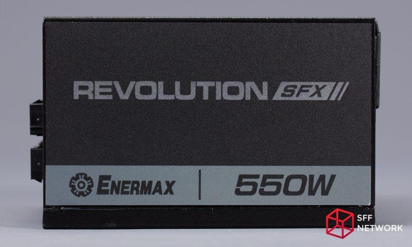 Enermax Revolution SFX 550W ERV550SWT side