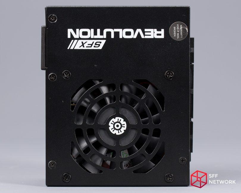 Enermax Revolution SFX 550W ERV550SWT top