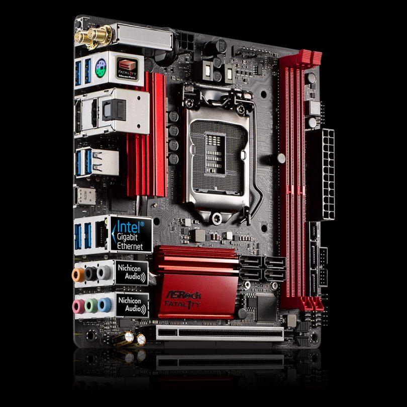 ASRock Fatal1ty Z270 Gaming-ITXac