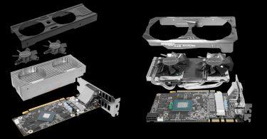 GALAX GeForce GTX 1050 Ti OC LP and GTX 1070 OC Mini