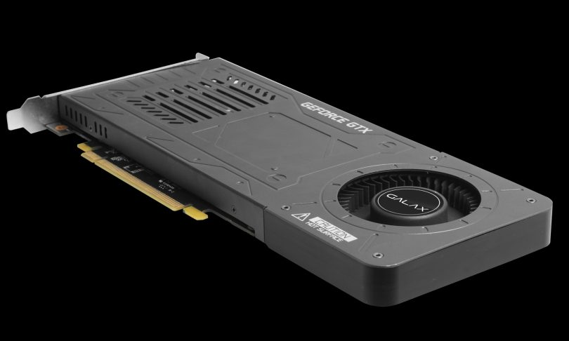 GALAX GTX 1070 KATANA single-slot in stock! - Small Form Factor Network
