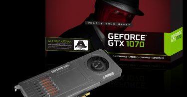 GALAX GTX 1070 KATANA