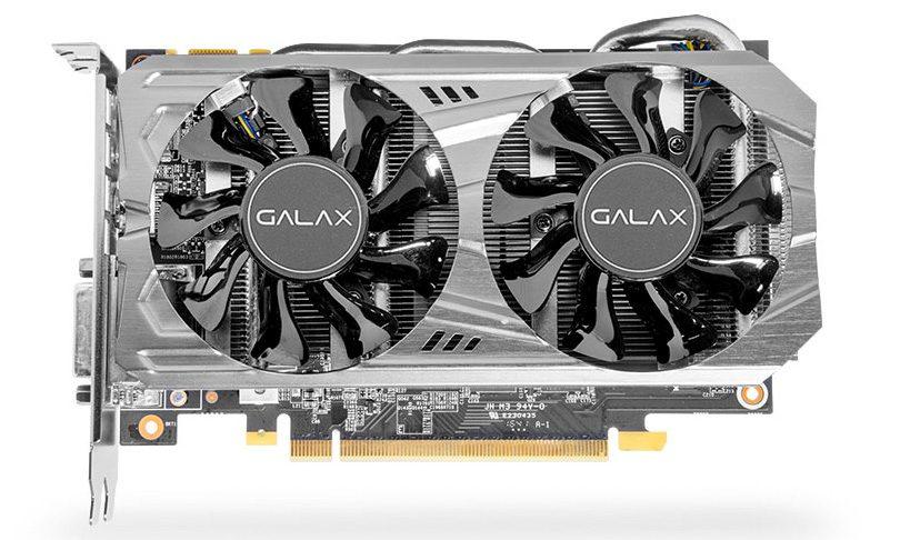 GALAX GeForce GTX 1070 OC Mini