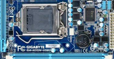 Gigabyte GA-H55N-USB3 Mini-ITX Motherboard