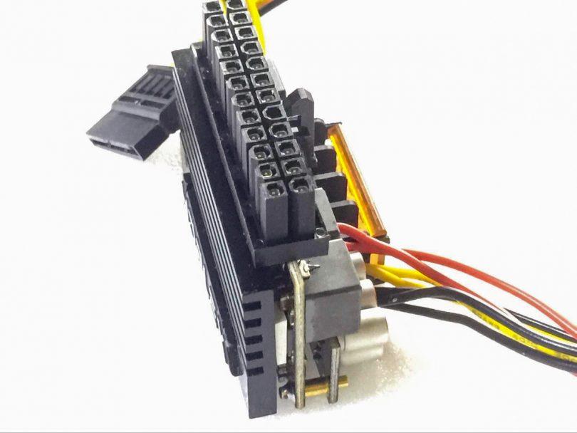 HDPLEX 160W DC-ATX direct-plug