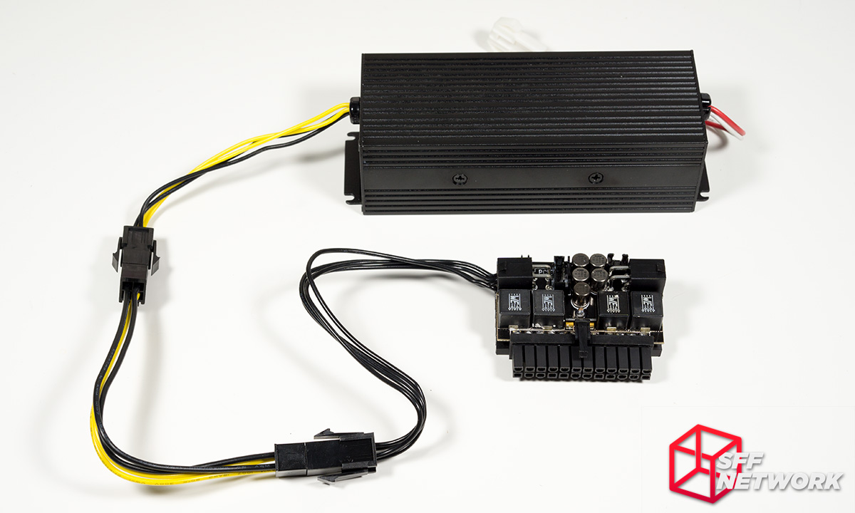 Hdplex 160w Dc Atx Direct Plug Review Small Form Factor Network Laptop Jack Wiring Diagram