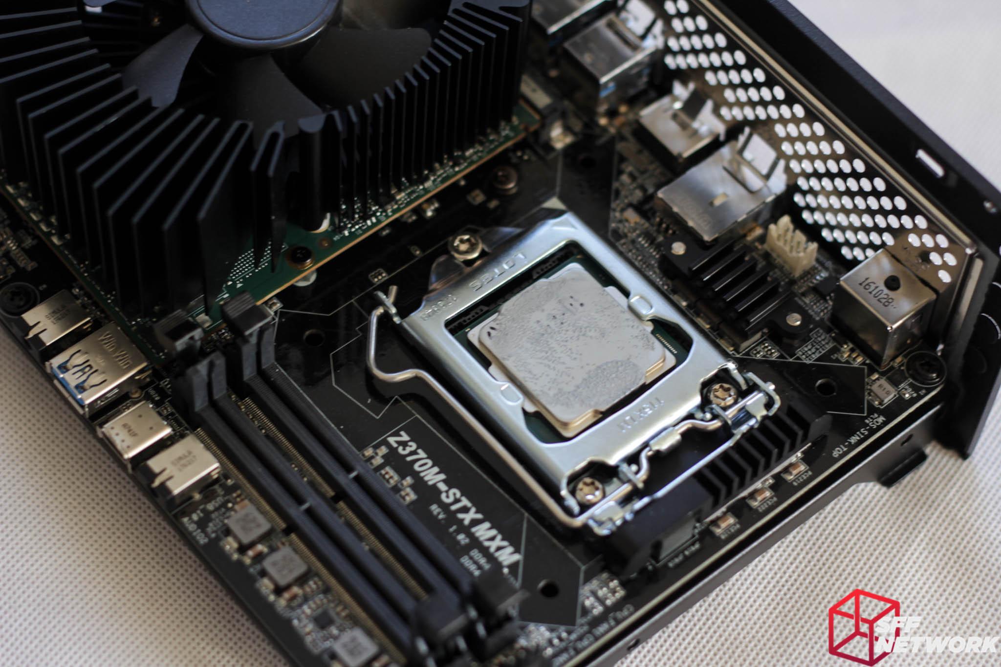 ASRock's Z370 DeskMini GTX1060 - Barebones Bonanza? (Part 1) - Small