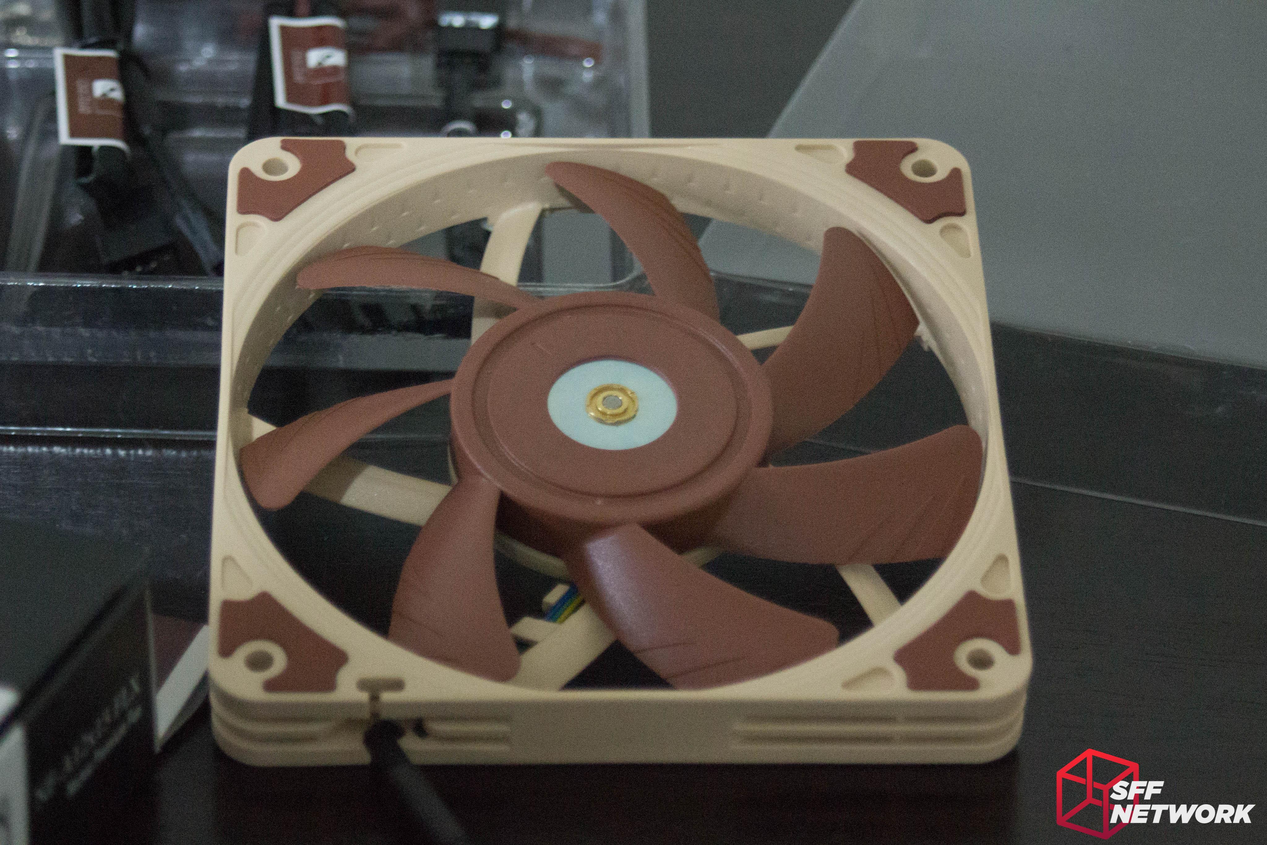 Noctua's Slim 120mm Fan  At Last! – SFF Network | SFF Network