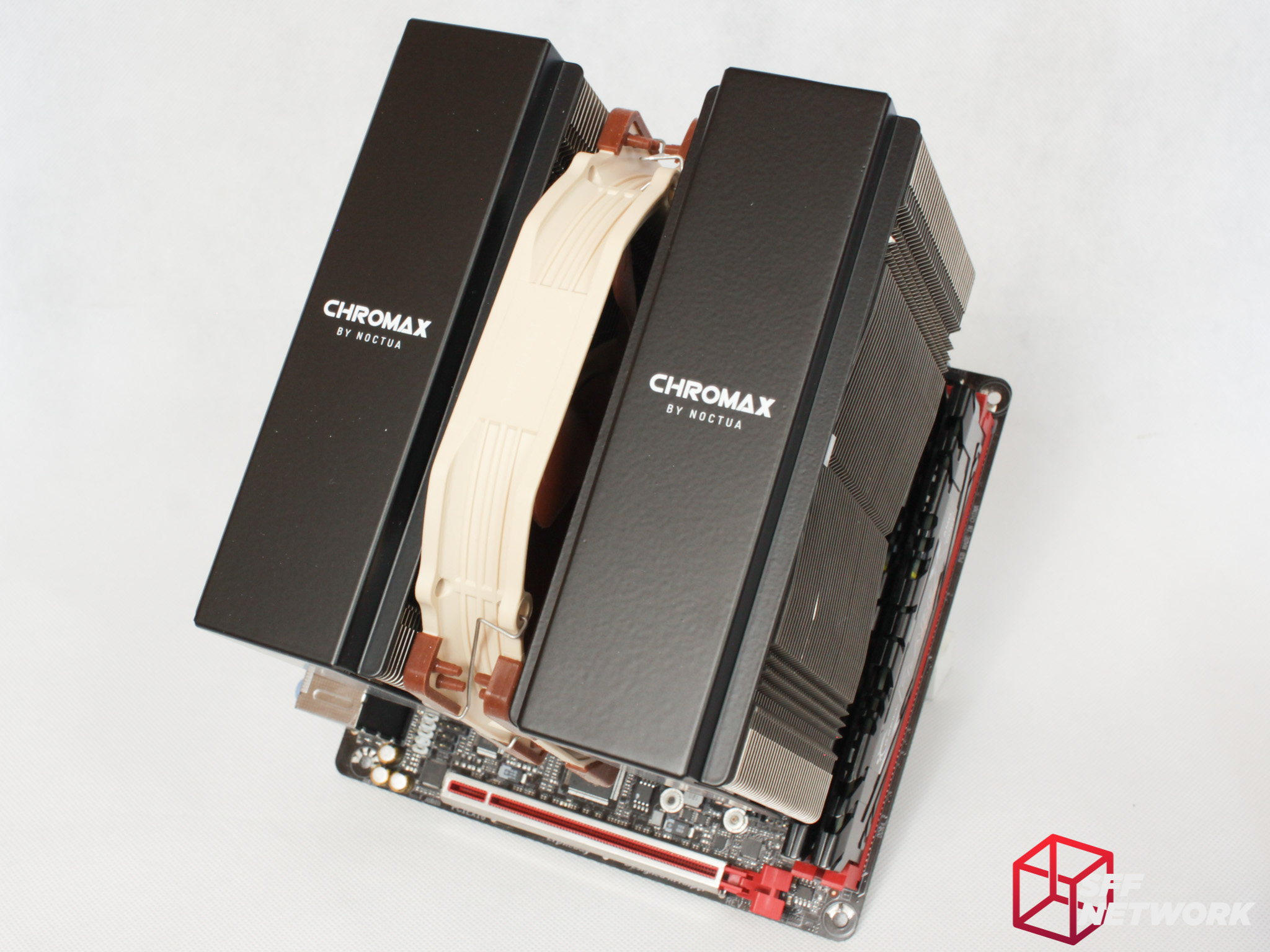 Noctua's Chromax – Custom Without RGB LEDs – SFF Network   SFF Network