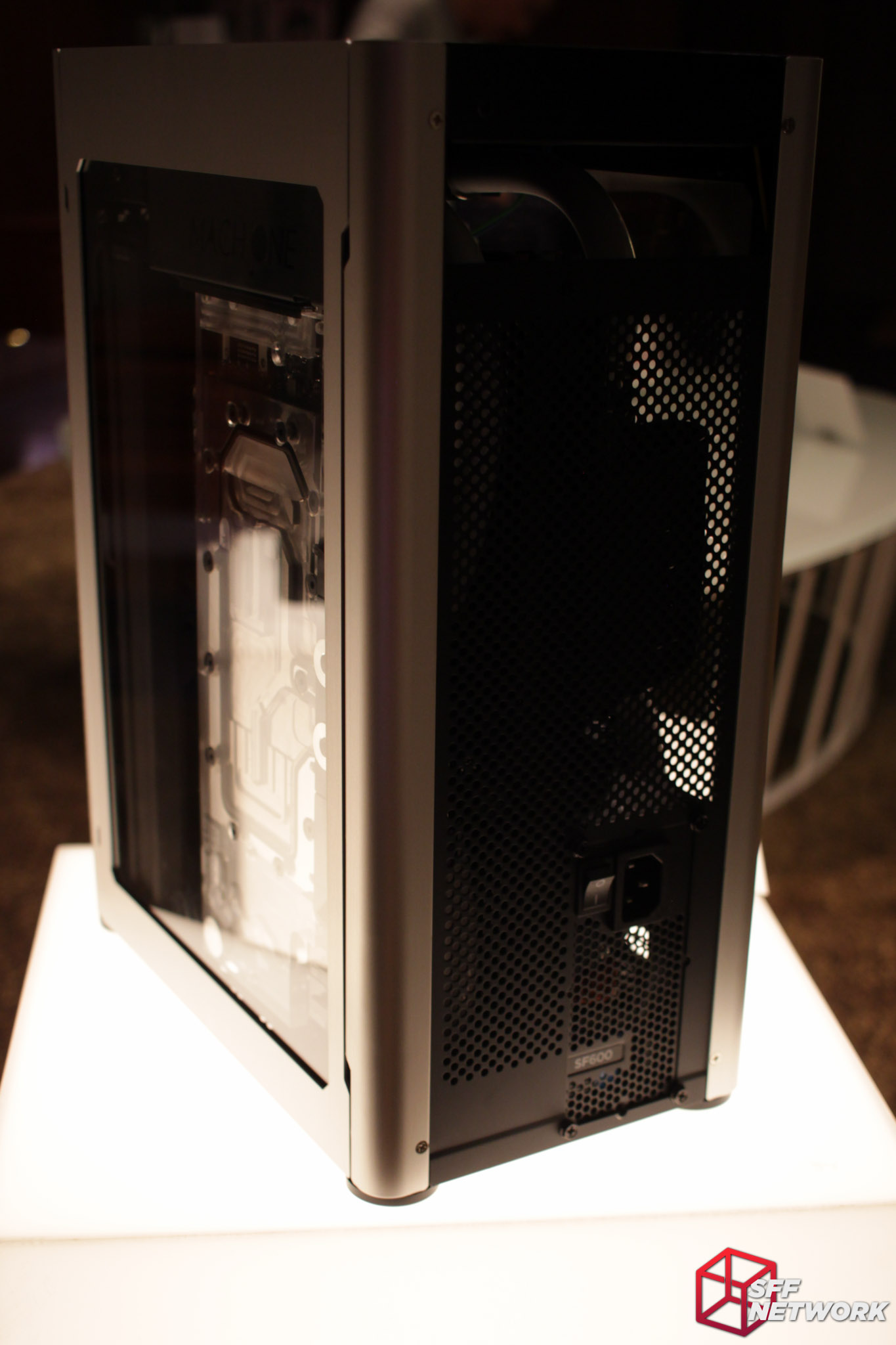 Exclusive First Access: Chimera's Mach One Case – SFF Network | SFF