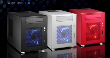 Lian Li PC-Q08 mini-ITX Case