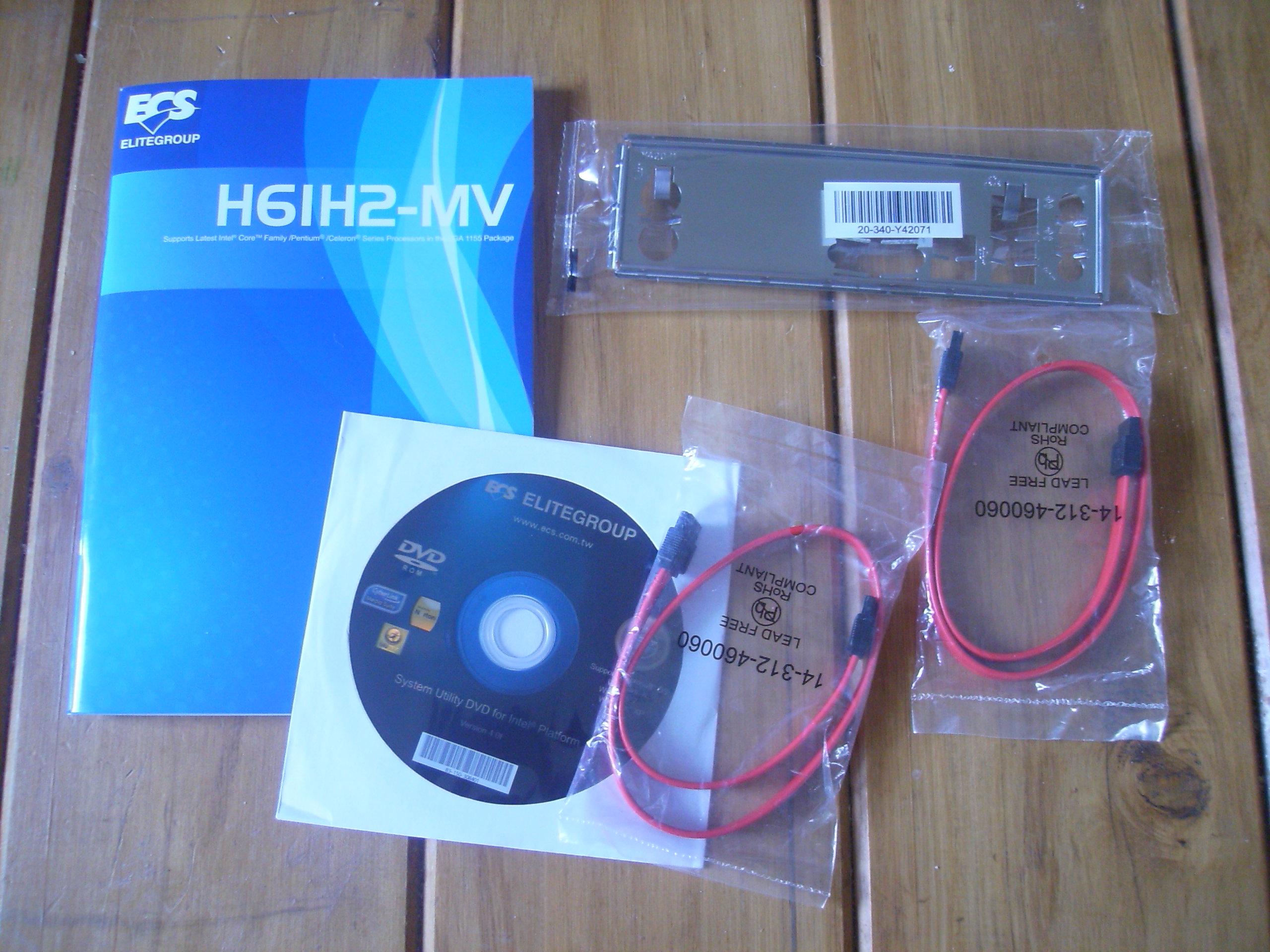 ECS H61H2-MV Review – SFF Network | SFF Network