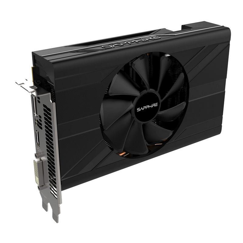SAPPHIRE Pulse Radeon RX 570 ITX