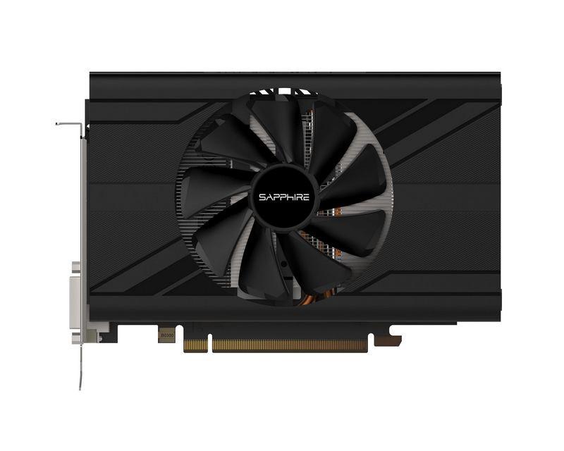 SAPPHIRE Pulse Radeon RX 570 ITX top
