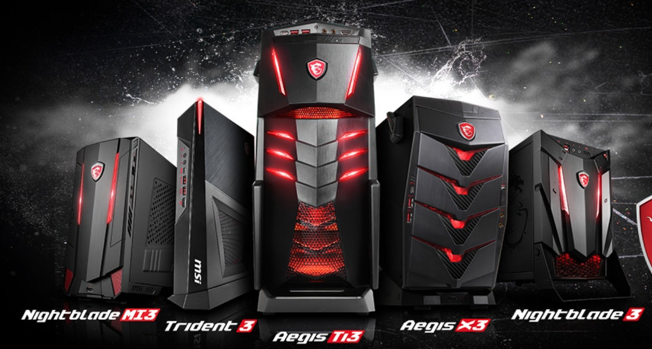 A straight-up screengrab of MSI's website. Don't let the perspective fool you - these machines are pretty small.