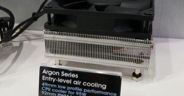 SilverStone Argon AR11 heatsink