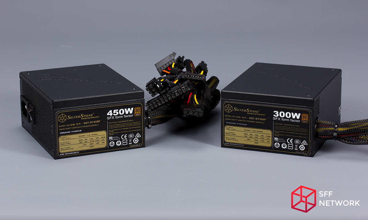 SilverStone ST30SF V2.0 and ST45SF V3.0
