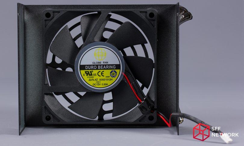 SilverStone ST45SF V3.0 fan model