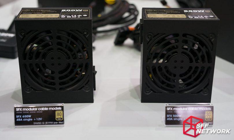 SilverStone SX500-G SX650-G Computex 2017
