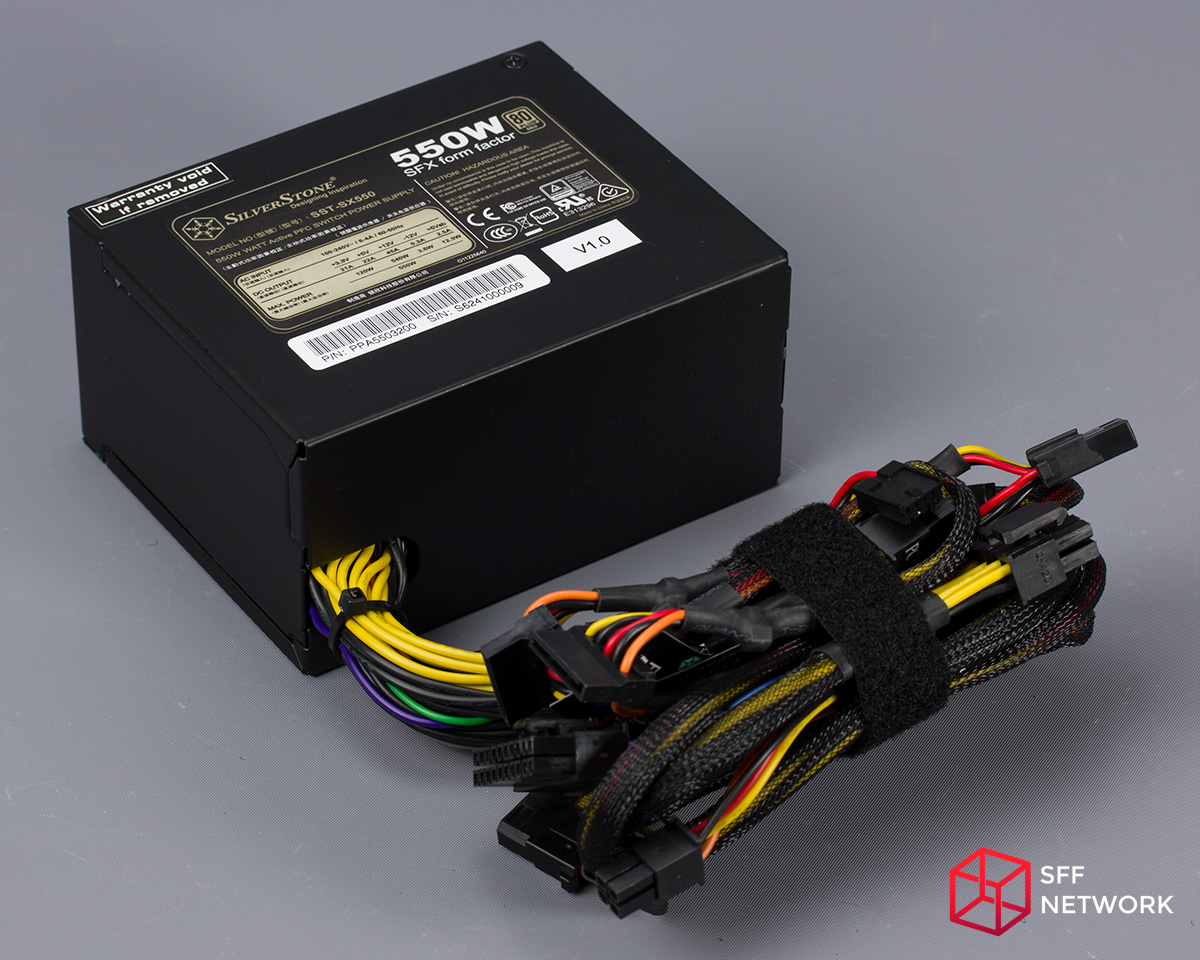 SilverStone SX550 angle2 wire harness con 6w nd80pdeu \u2022 indy500 co Wire Harness Assembly at gsmx.co