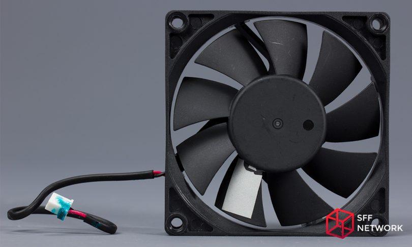 SilverStone SX550 fan