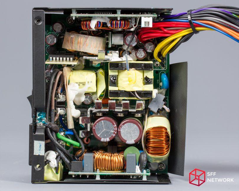 SilverStone SX550 internals