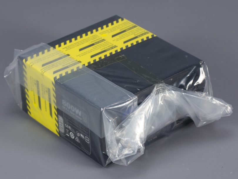 SilverStone SX800-LTI bag